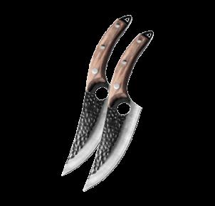 2 Huusk Knives